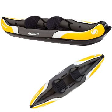 Sevylor Colorado 2 Person Inflatable Kayak Review Inflatable