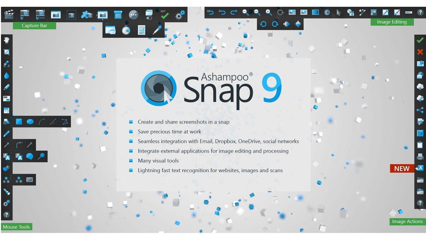 TechRadar's downloads advent calendar get Ashampoo Snap 9