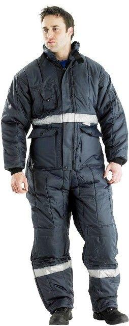 Coldstar Freezer Coverall Men S Snowsuits Work Jackets