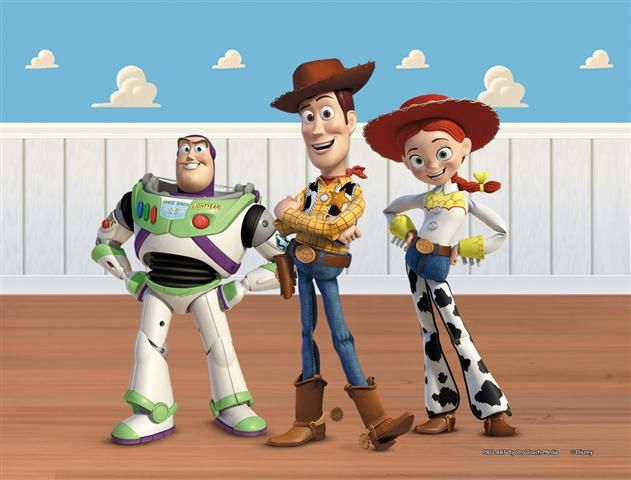 toy stroy picuter Toy Story Wall Mural Disney Wall Mural Kids
