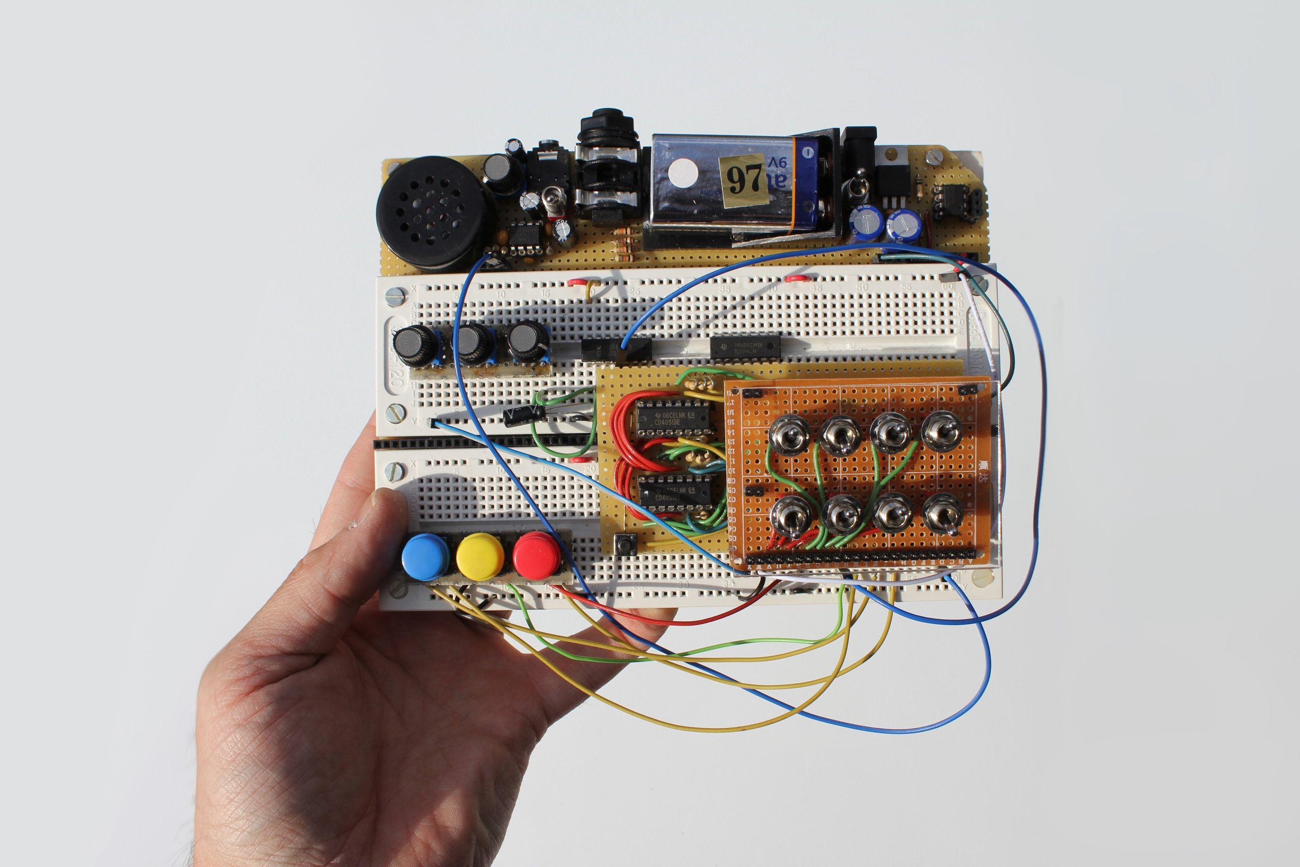 electronics circuits projects - HD1600×1067