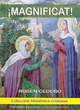 MAGNIFICAT - RUBÉN CEDEÑO (LIBRO)