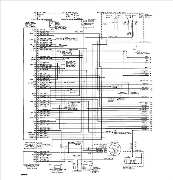 96 F150 Wiring Diagram