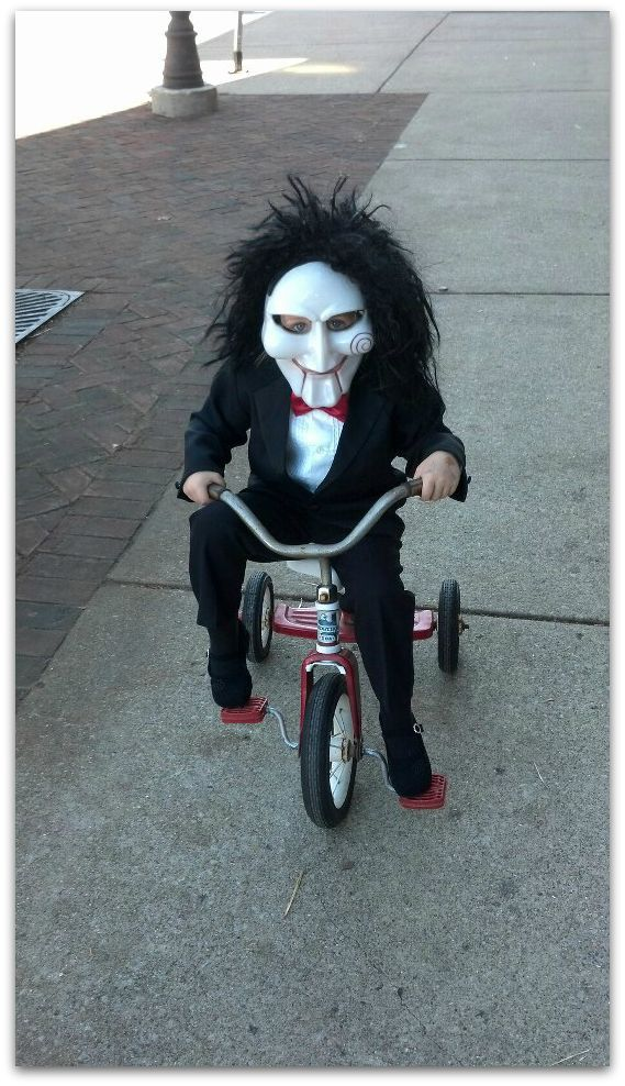 10 Amazing DIY Halloween Costumes for Kids Creepy