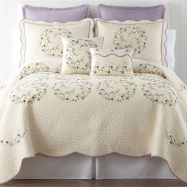Home Expressions Hailey Quilt Amp Accessories Found At