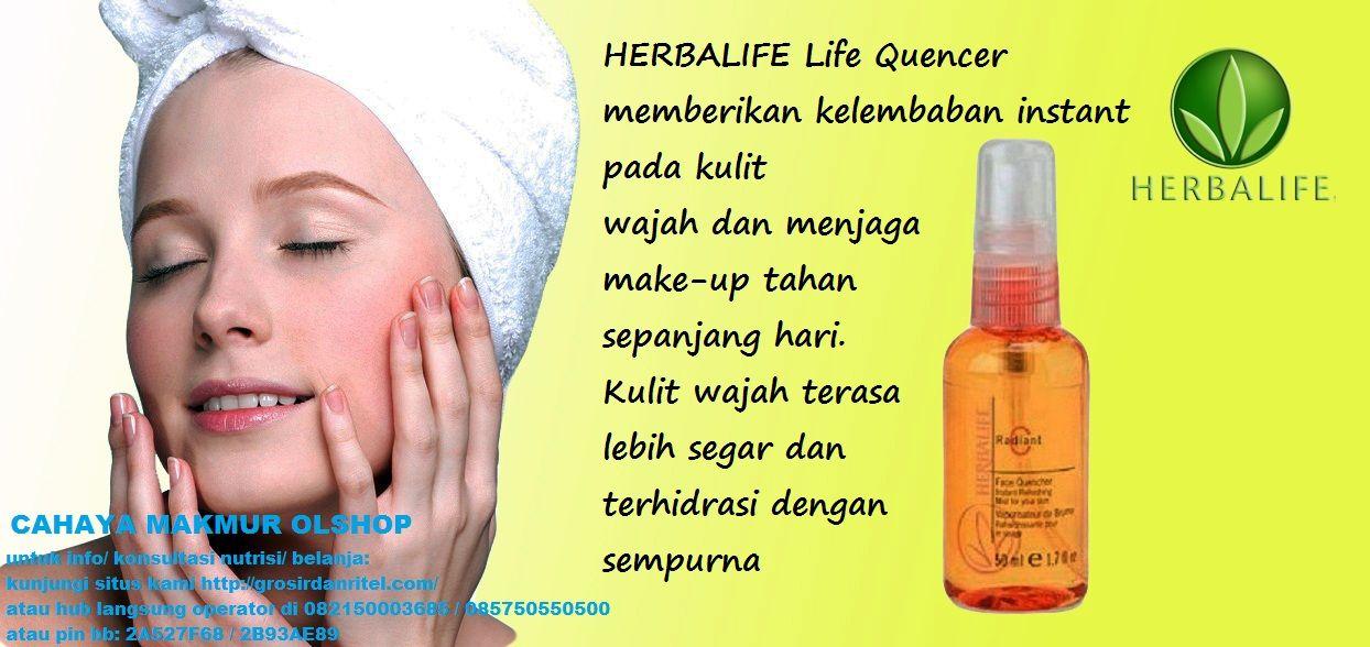 Face Quencer HARGA PROMO Rp. 100.000 Semprotan Vitamin C