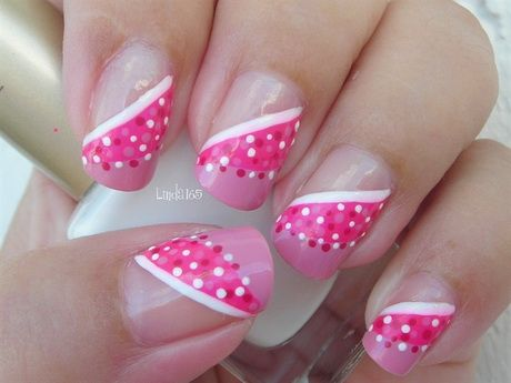 Nageldesign pink