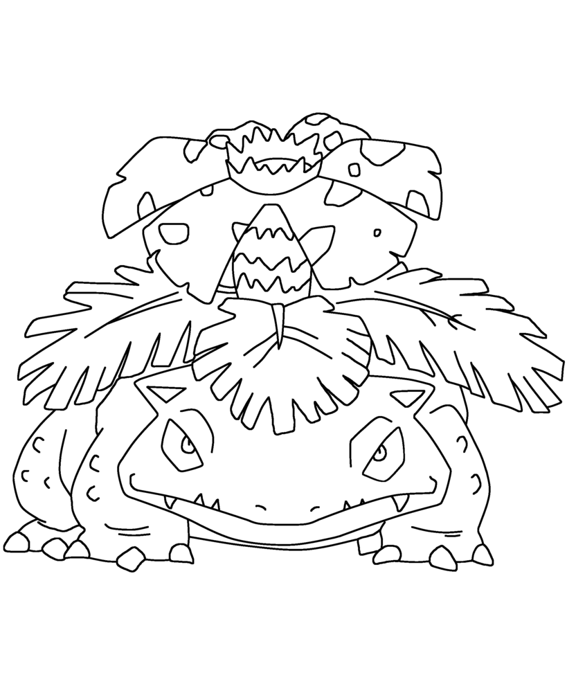 Pin on LineArt: Pokemon (Detailed)