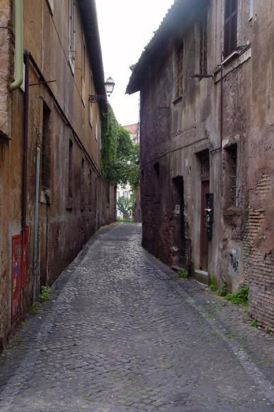 ancient rome alley - Google Search
