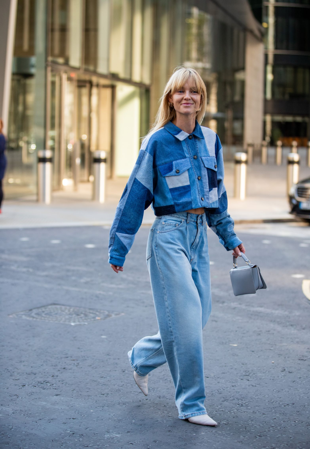 The Best Street Style At London Fashion Week SS21