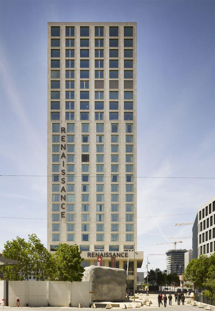 Modern Architecture Zurich mobimo tower zürich 2011_diener & diener | wohnhochhaus