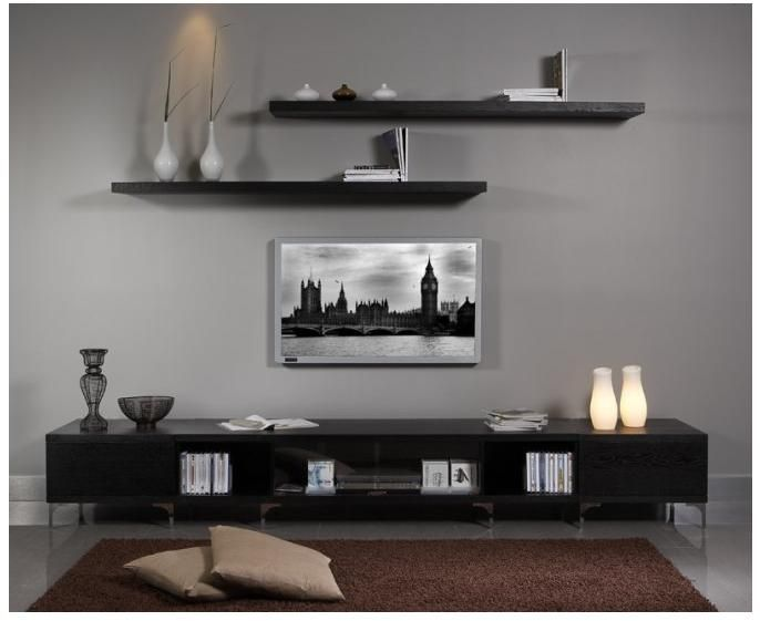 Modern Tv Cabinets Design Ideas Modern Entertainment Center Home Floating Shelves Living Room