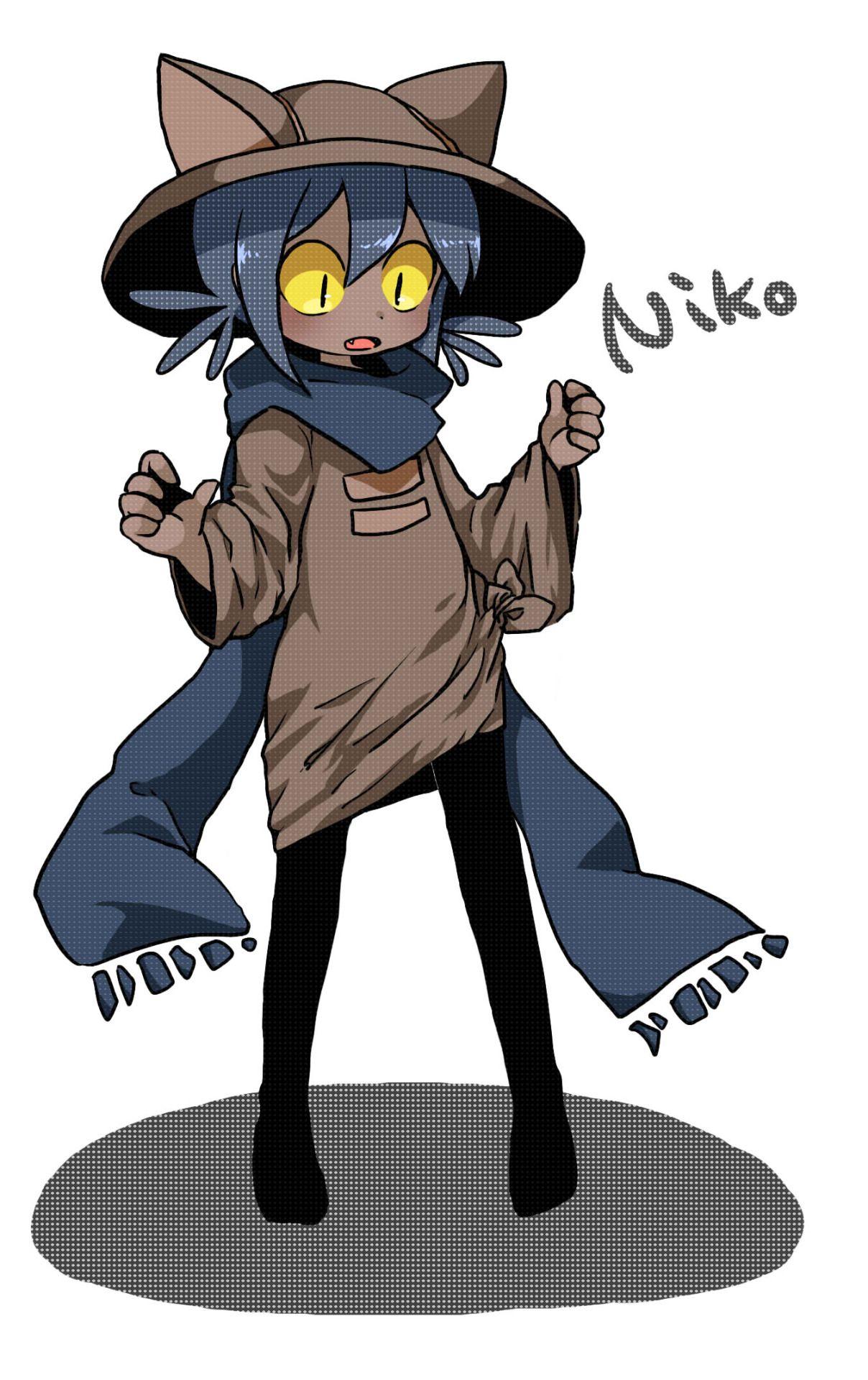 Image result for oneshot niko   Niko   Rpg horror games, All