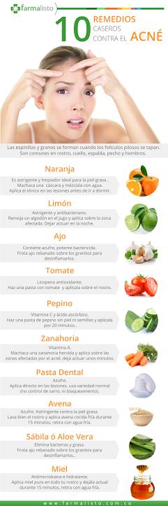 10 remedios caseros contra el acné - Blog Droguería Farmalisto