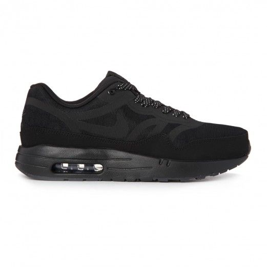 the best attitude 77de5 be721 ... Nike Womens Air Max 1 Comfort Reflective Pack 599895-001 Sneakers —  Running Shoes at; Nike Air Max Lunar1 8211 Noir ...