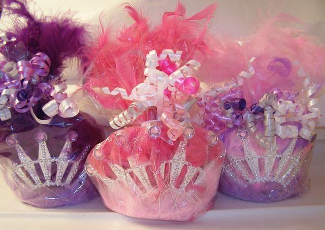 Princess Party Favor Ideas for all Princess Party Theme Birthdays