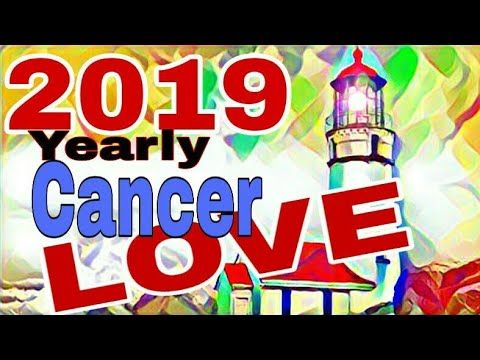 CANCER 2019LOVE YEARLY CLEAN BREAK FROM THE PAST patience
