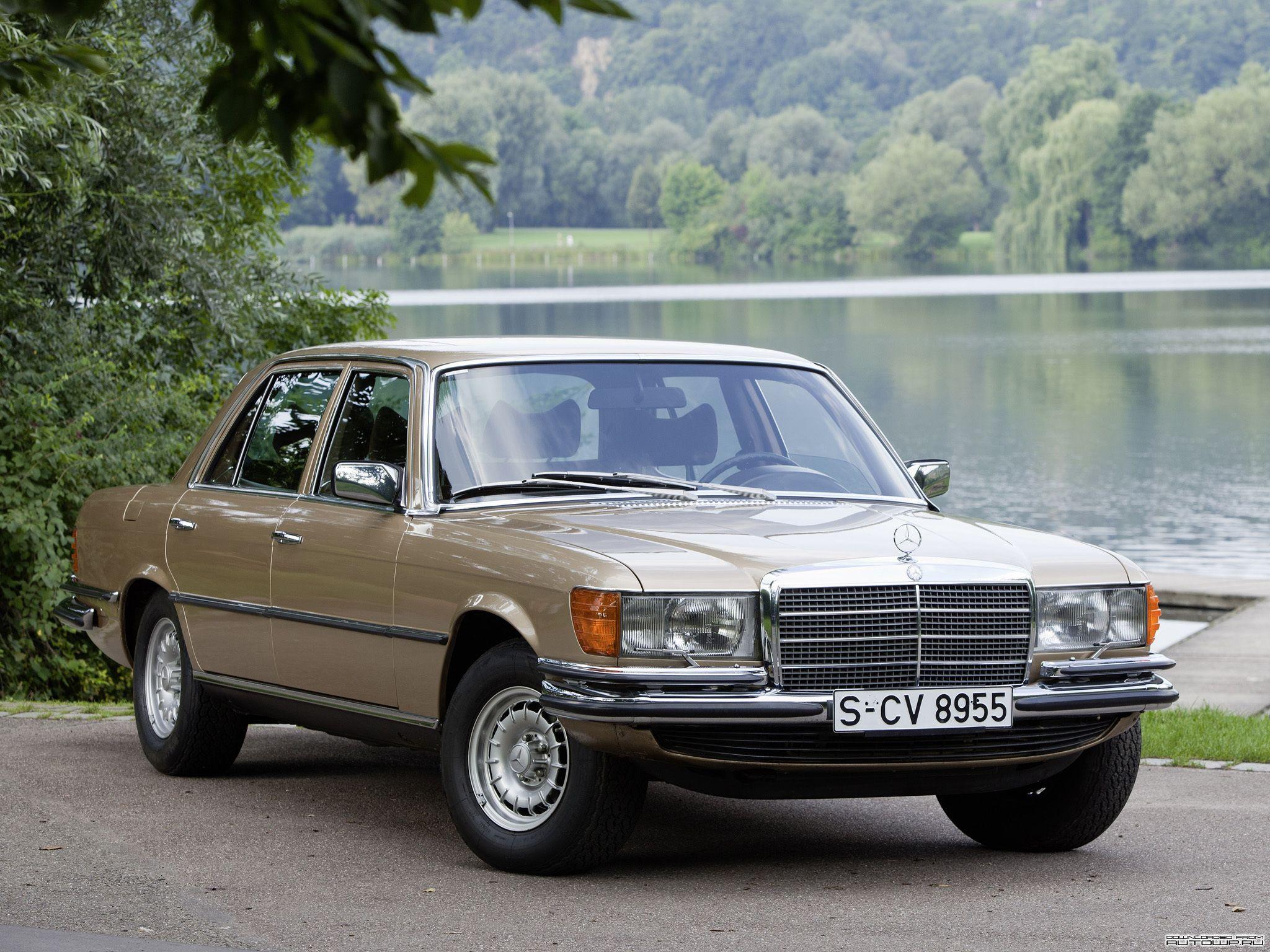 Dream Car Mercedes Benz Sel W Transport Pinterest