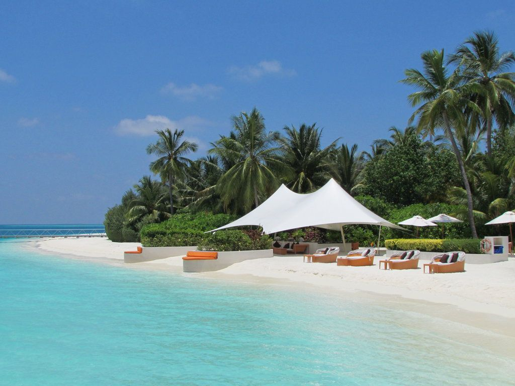 Rangali Island Auf Den Malediven In 2019 Malediven Strandurlaub