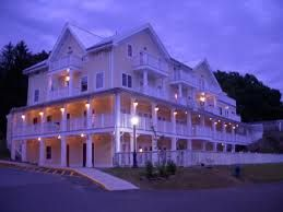 The Rhinecliff Inn Beautiful Views Of The Hudson At Sunset And