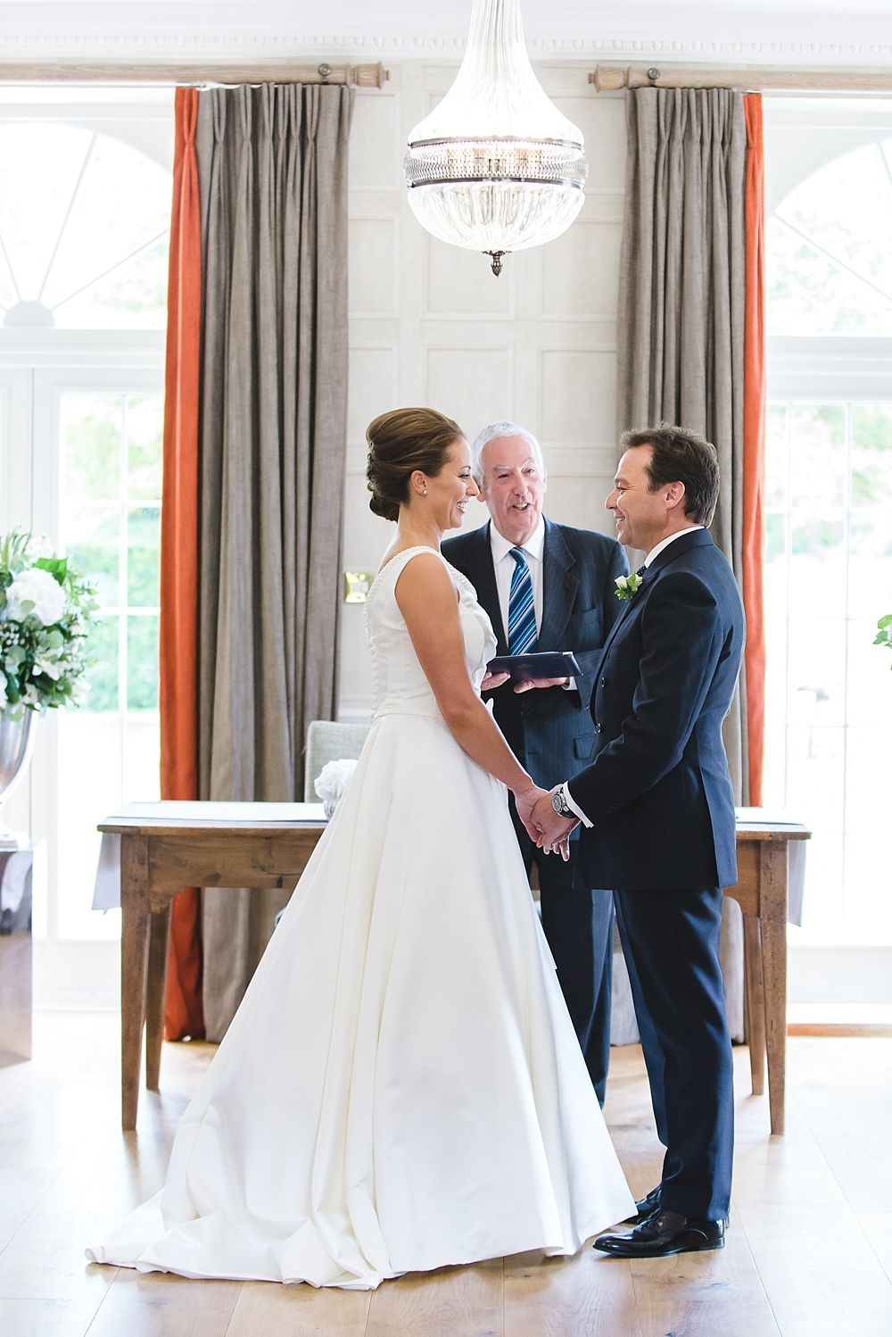 844fea5a21b4 ... of Weddings by Nicola and Glen - A luxury wedding at Slaughter Manor in  the cotswolds cheltenham with designer bespoke alan hannah gown