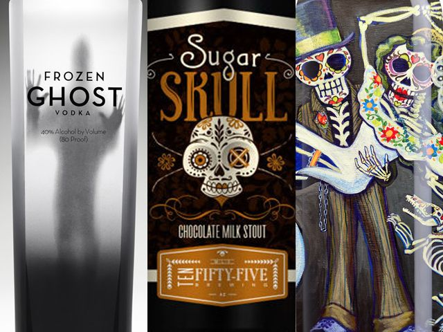 7 Spooky Halloween packaging on Packaging of the World - Creative Package Design Gallery