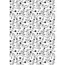 Папка за релеф Nellie Snellen-VINTASIA  10.6х15 см/ Swirl-patern