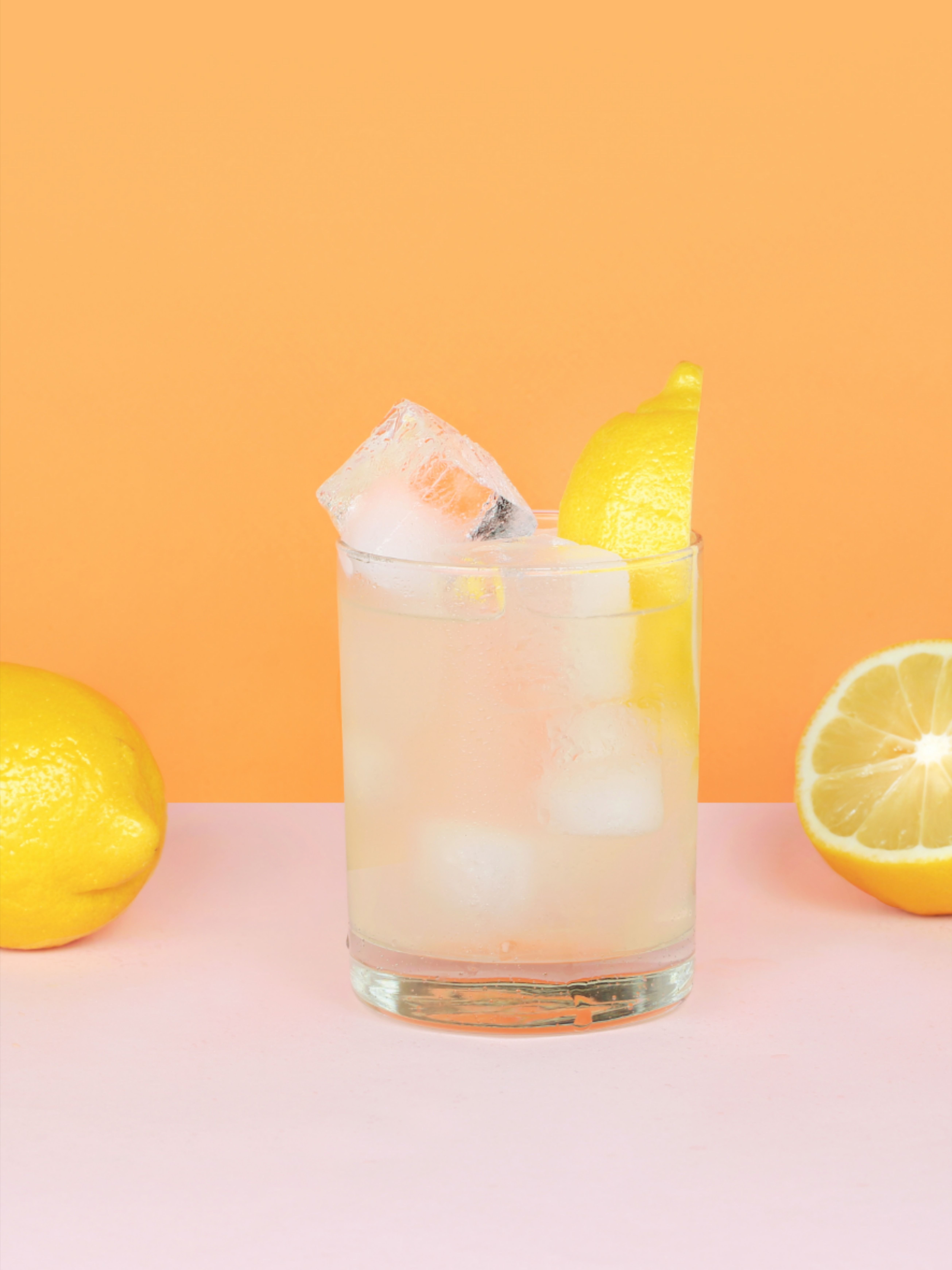 Vermouth & Lemonade