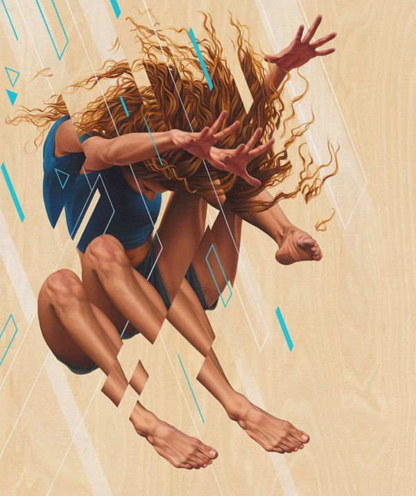 Colide by James Bullough