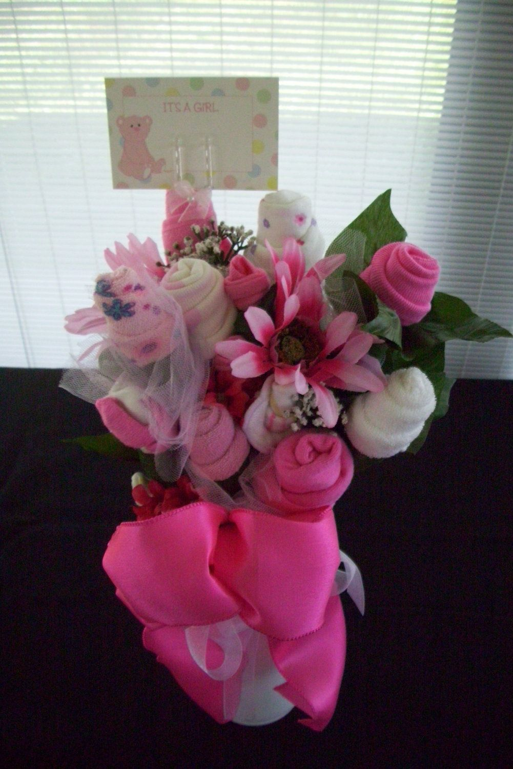 Baby Clothes Bouquet For Future Little Ones Baby