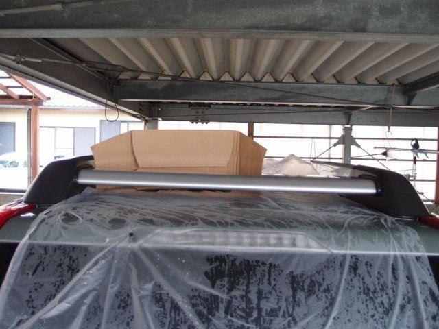天井周り 黒マット塗装 エクストレイル みんカラ 天井