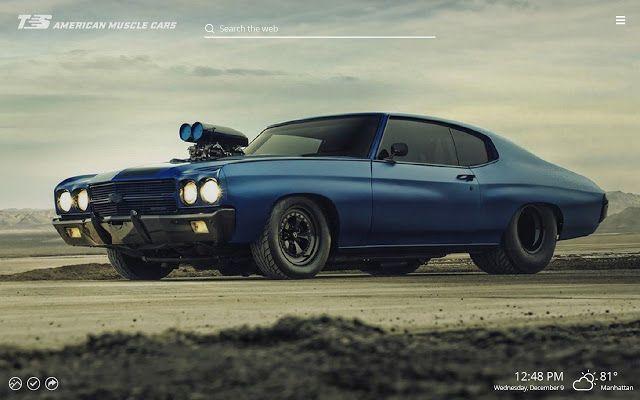 Cool Classic Cars Wallpaper
