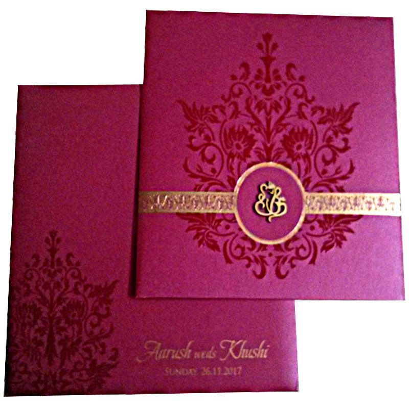 Latest Indian Wedding Card Wedding Card Design Wedding Card