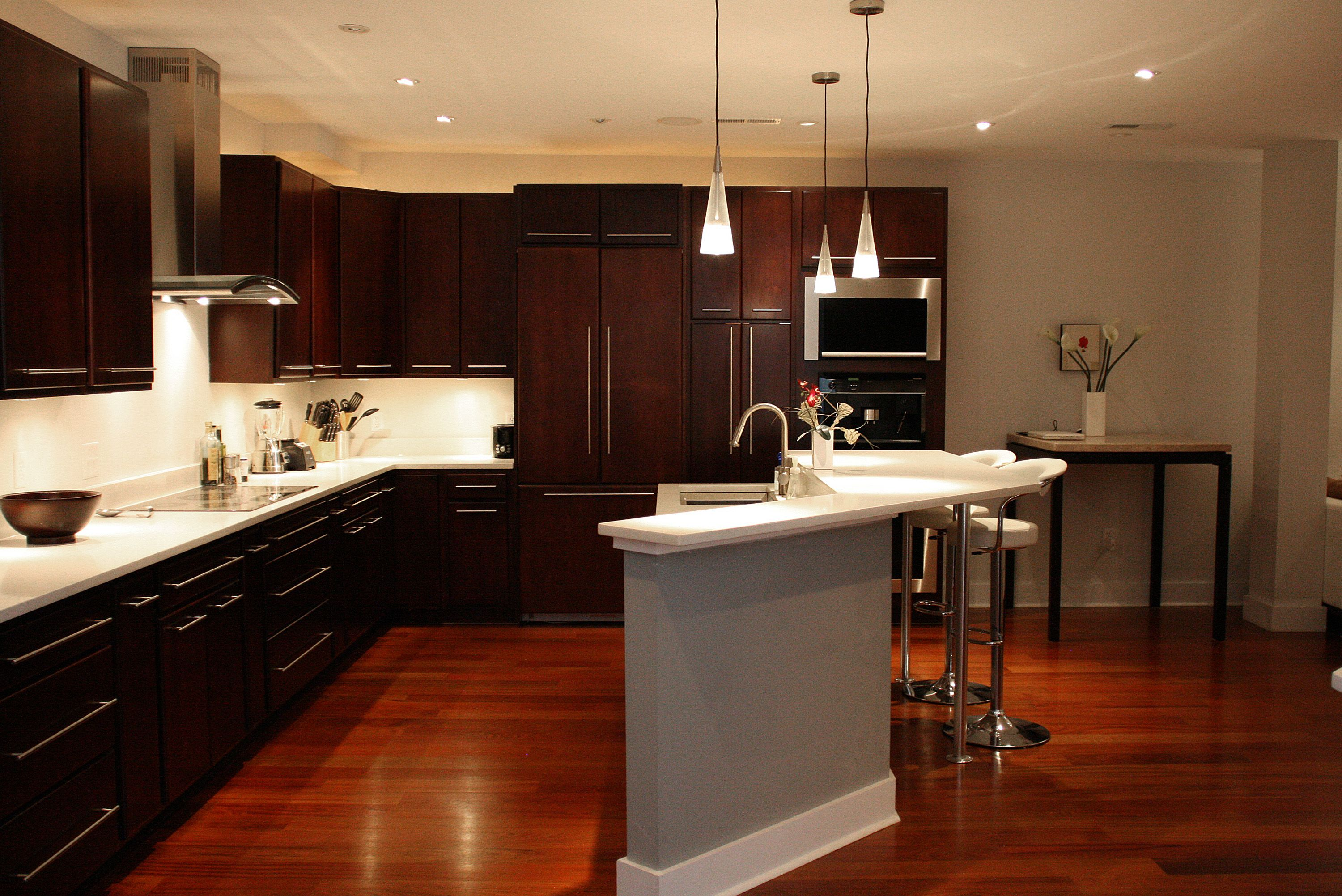 Hardwood Floors In The Kitchen Besf Of Ideas Stylish Flooring For Kitchen With Wooden Laminate