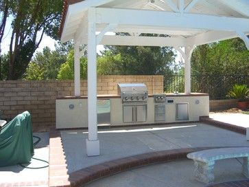 Outdoor Bar B Que Design, Pictures, Remodel, Decor and ...