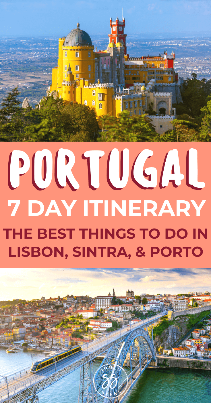 b33312bc80 Planning a visit to Portugal  Here s a one-week itinerary to experience the  best