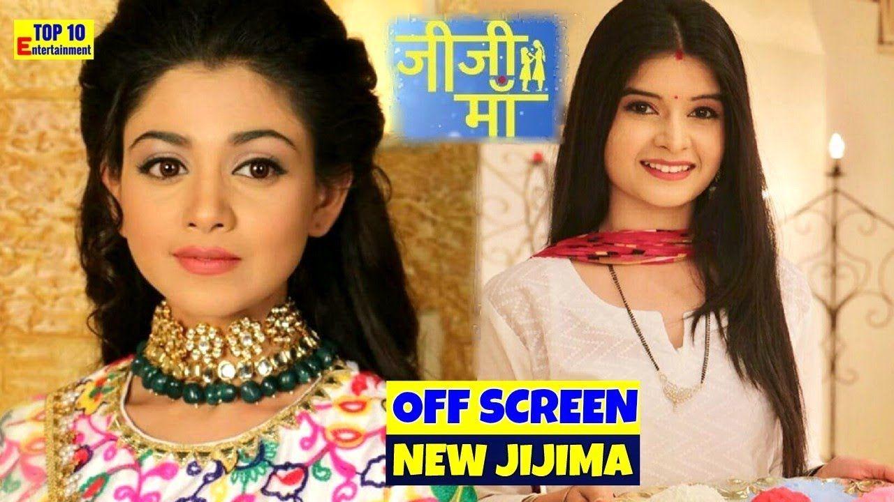 Jiji Maa Star Bharat Serial Actors Falguni Niyati Off Screen