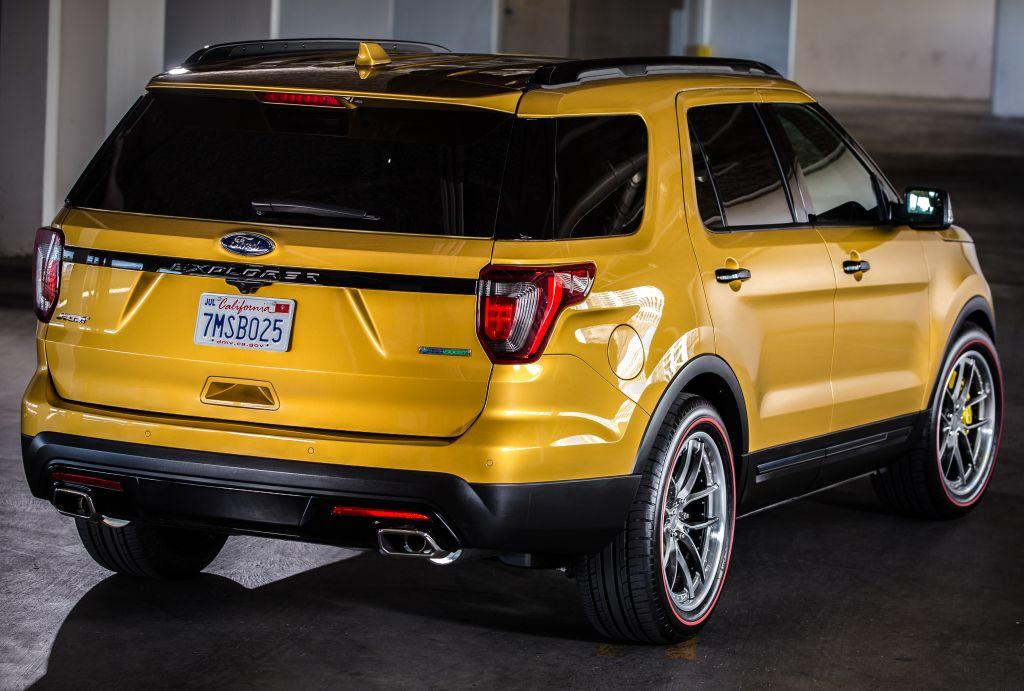Ford Explorer Sport by Goodguys '11.2015 Ford explorer