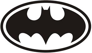 Resultado De Imagem Para Simbolo Do Batman Para Imprimir Festa