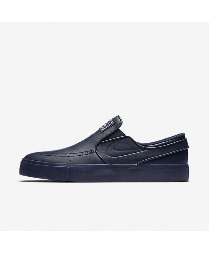 Nike SB Zoom Stefan Janoski Slip Premium Various Sizes Obsidian Blue 833582 441