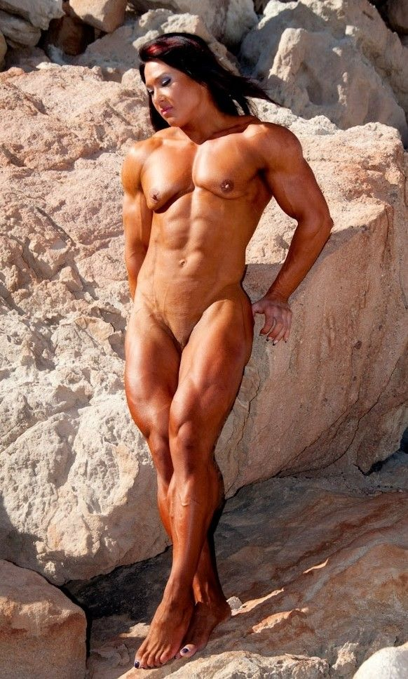 Nude Female Muscle  Photo  Muscle Girls  Pinterest -6636