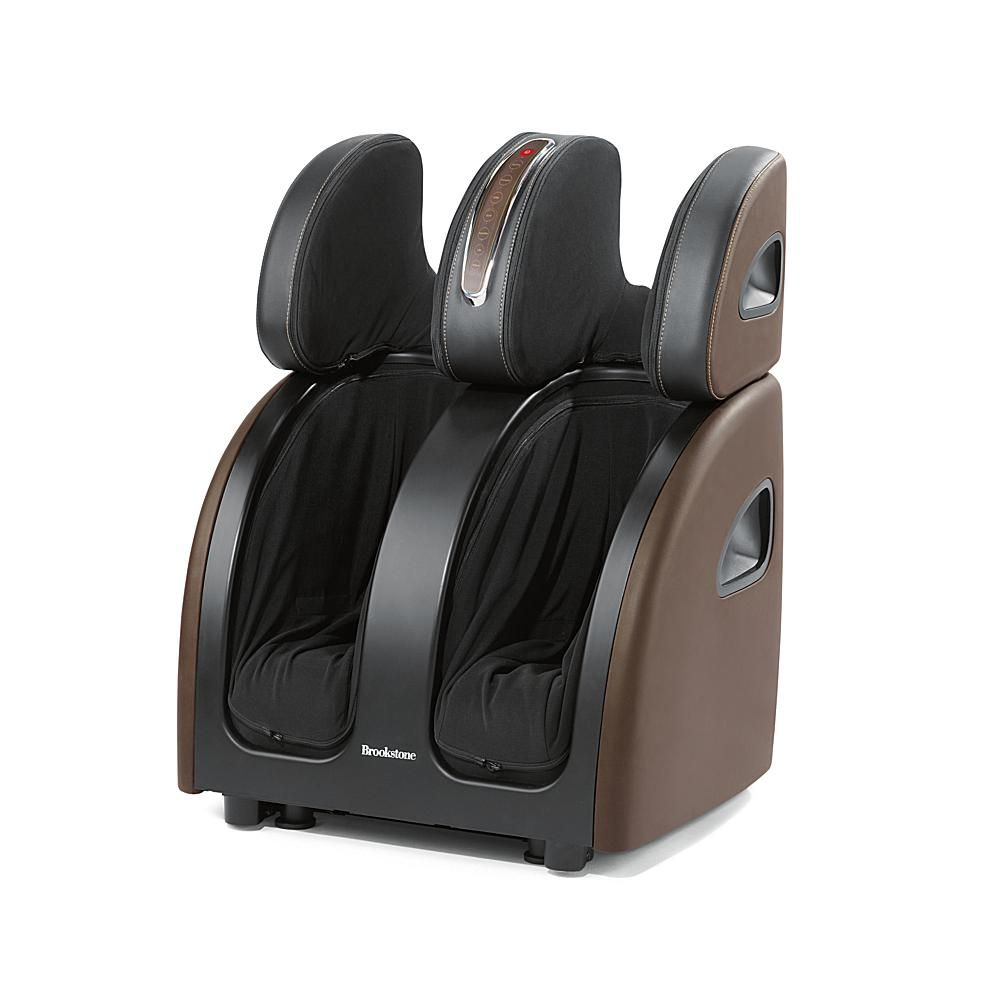 Brookstone® TheraSqueeze Pro Foot, Calf and Thigh Massager