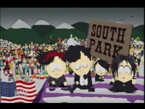 South Park - Goth Intro