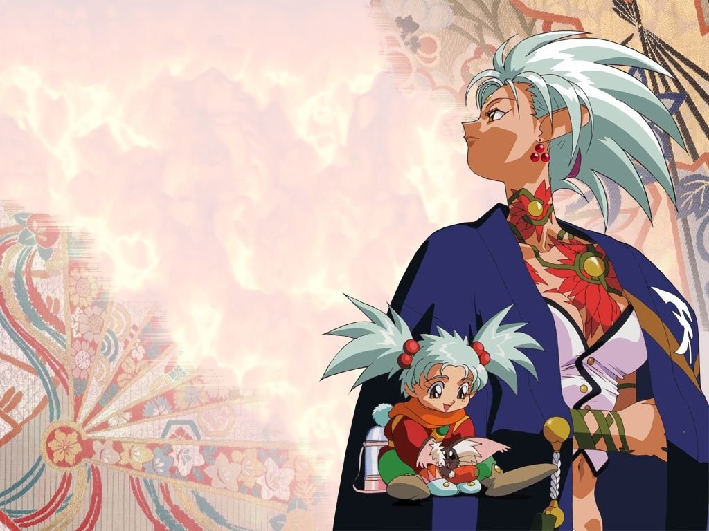 tags: anime, summer, sisters, swing, friends, tenchi muyo!, washu, Hause ideen