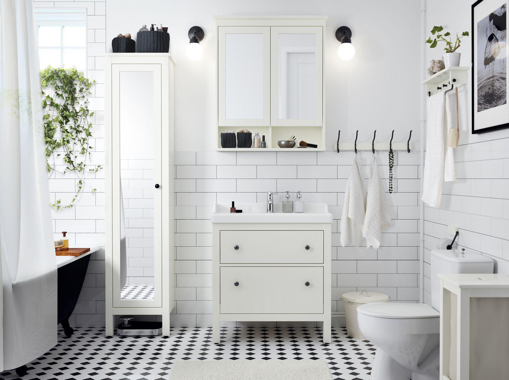 Trend Armoire Salle De Bains Miroir Ikea