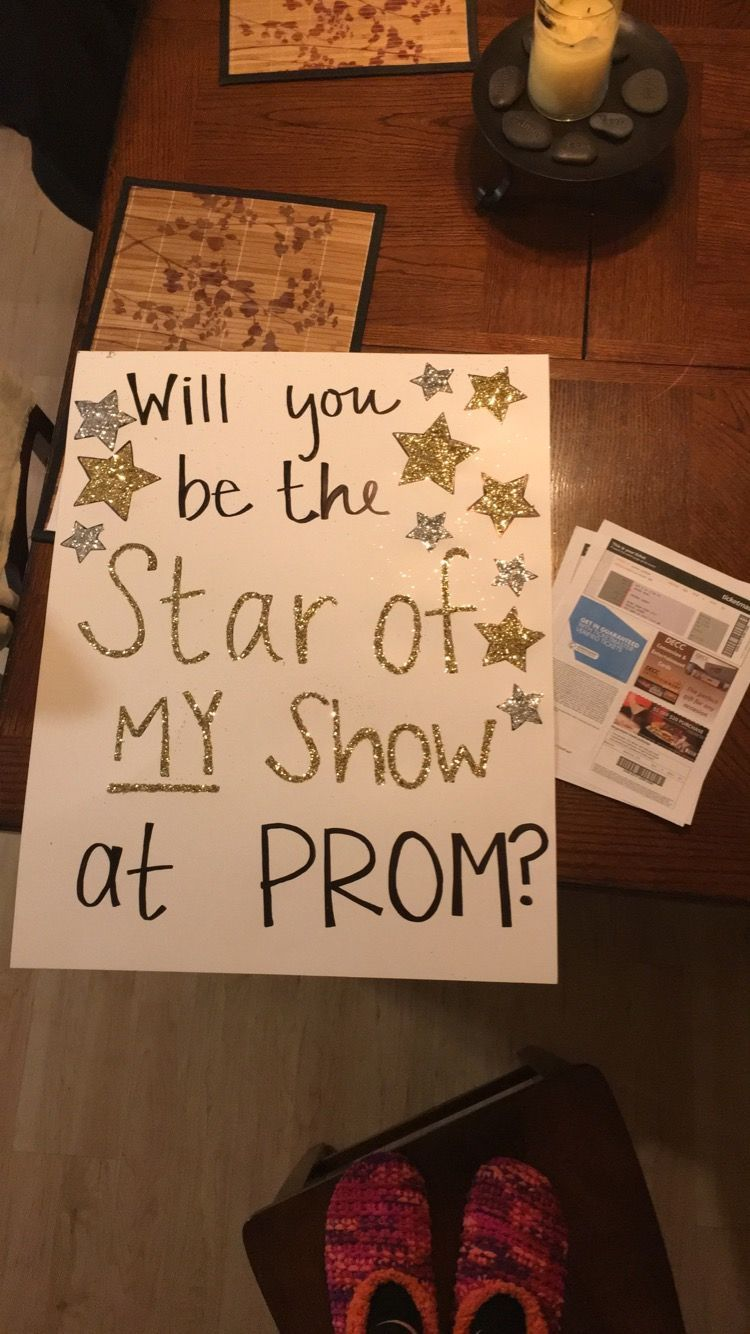 Promposal With Thomas Rhett Tickets Singleprompictures Prom Posters Cute Prom Proposals Prom Sparkle