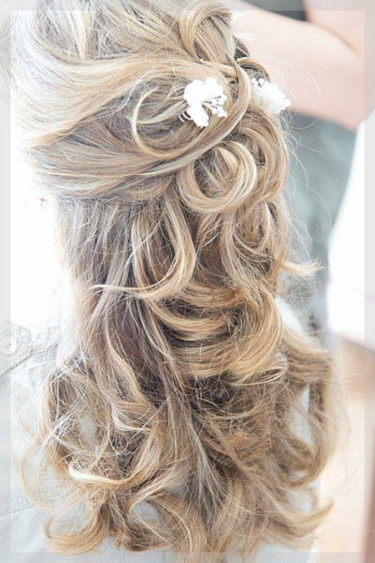Brautfrisuren Lange Haare Offen Erstaunliche Konfirmation Frisuren