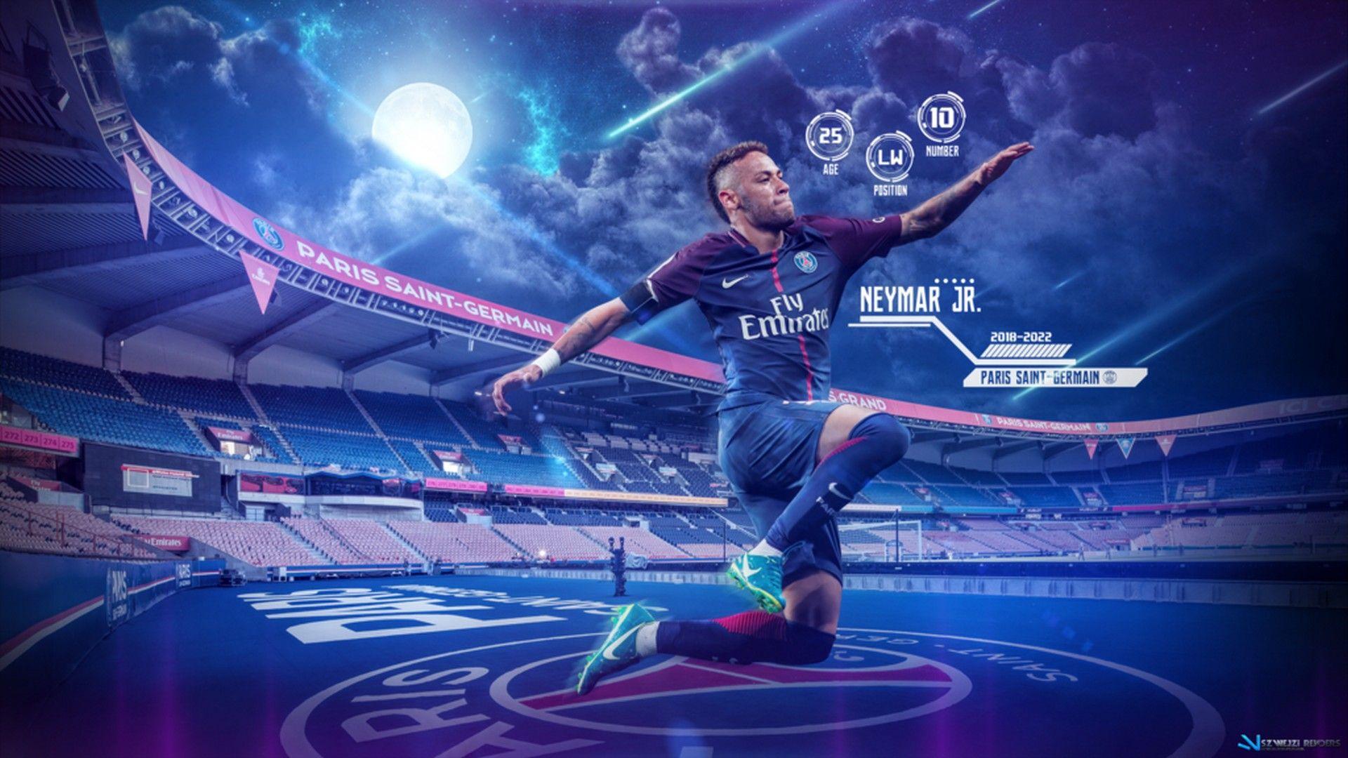 neymar psg hd wallpaper - 2018 wallpapers hd | neymar jr