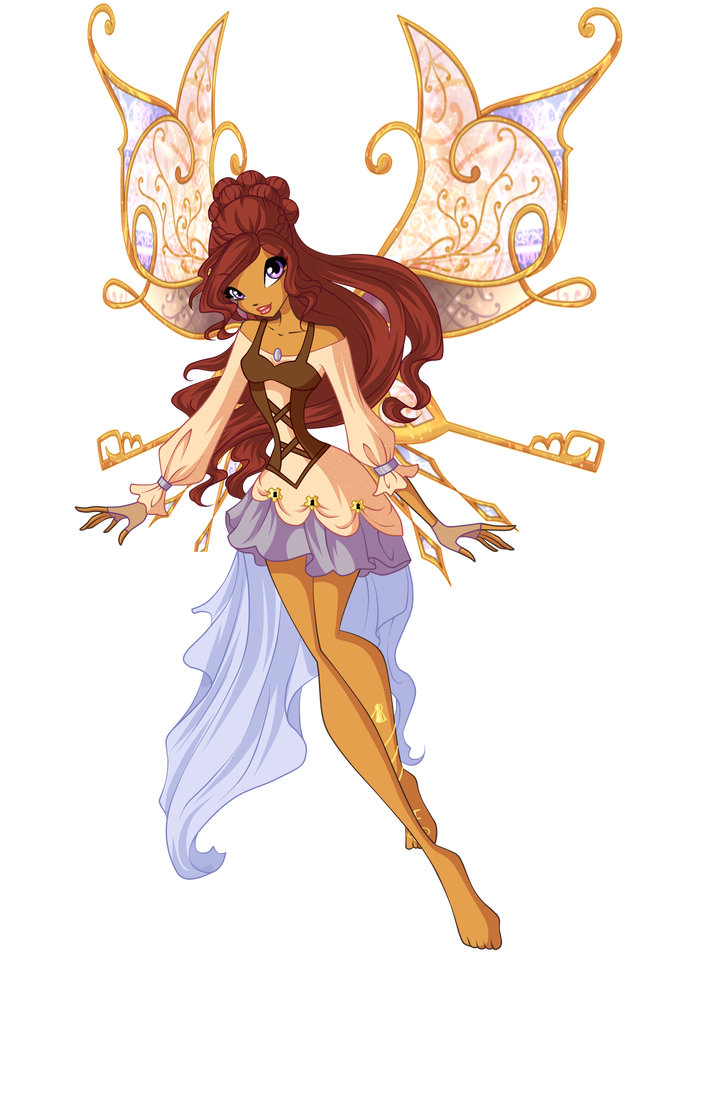 Gift Pathrissa Enchantix By R Scarlett Fairy Art Character Design Winx Club