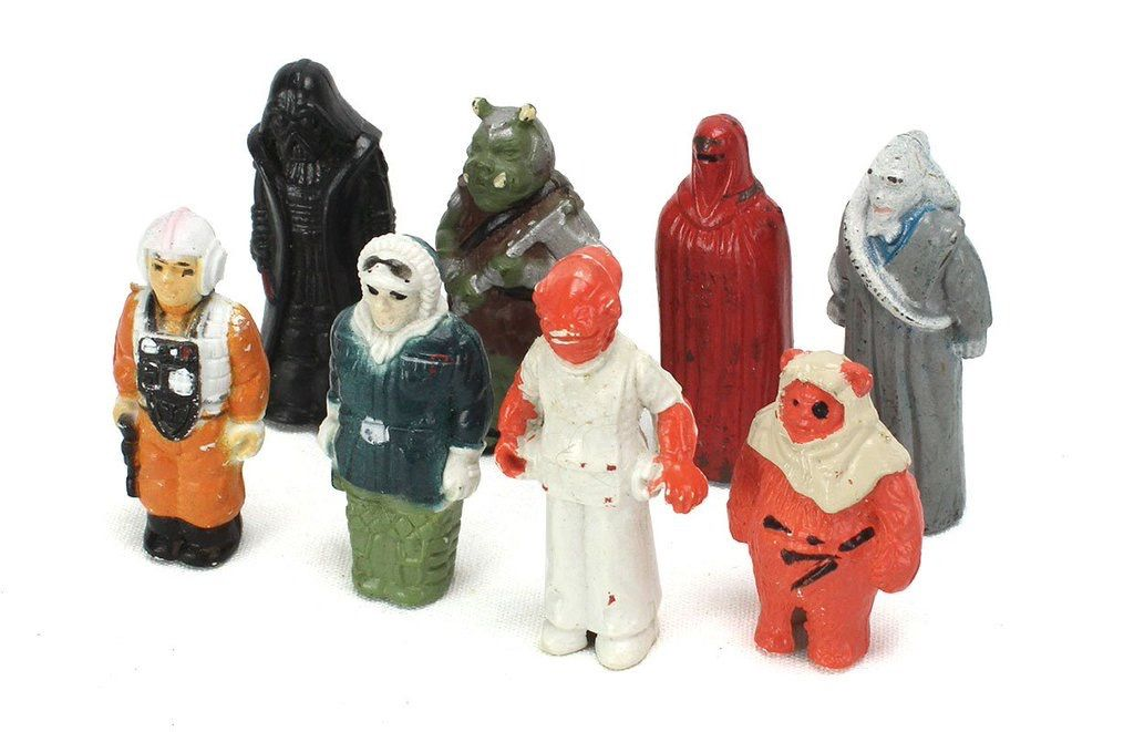 Star Wars Pencil toppers!